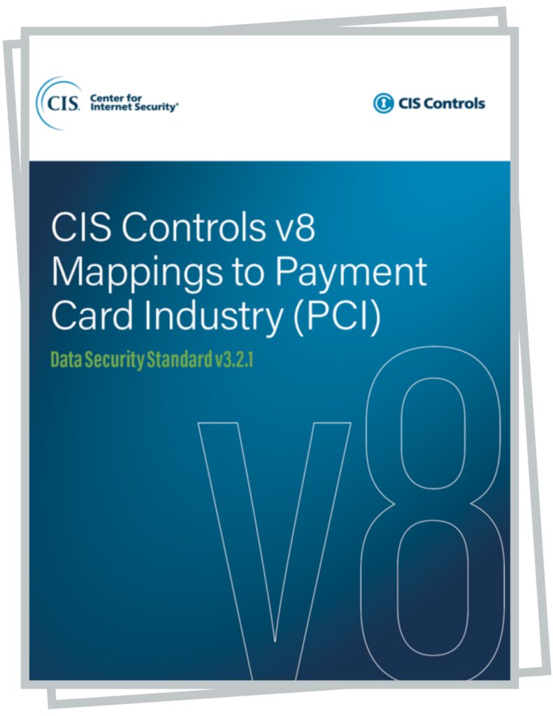 CIS Controls v8 Mapping to PCI